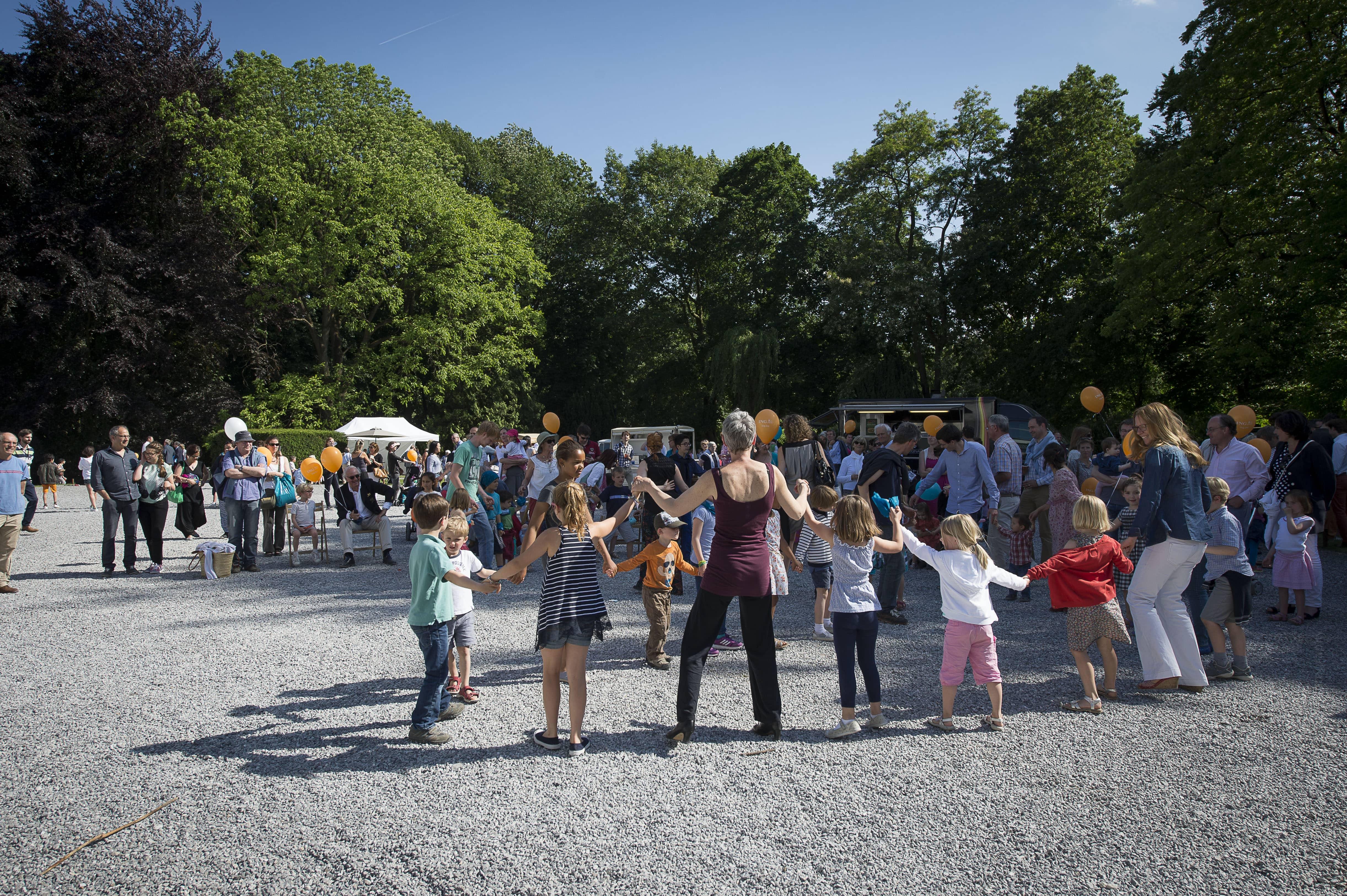 Garden Party à la Chapelle Musicale