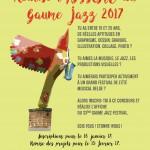 Concours : réalise l'affiche du Gaume Jazz 2017