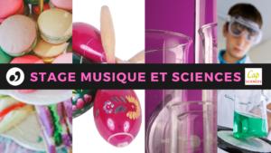 Stage Ete 1 2019 Musique et sciences
