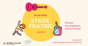 Stage Fratrie évenement fb-2