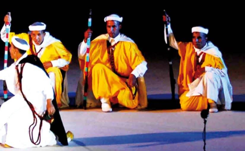 CONCERT – TOURNEE INTERNATIONALE – REGGADA DU RIF (Maroc)