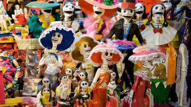 """STAGE (7-10ans) : """"Halloween au Mexique"""" (chant) avec Elise Cazaban"""