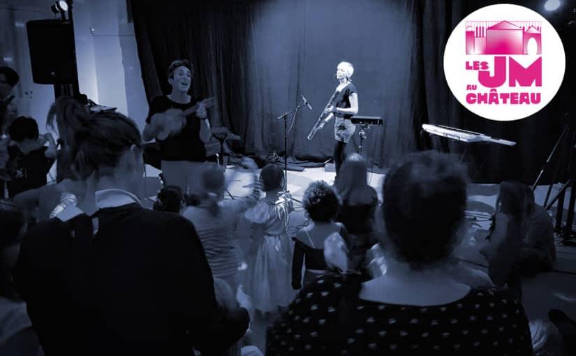 Goûter Musical – Les JM au Château (Tout Public) @Château du Karreveld