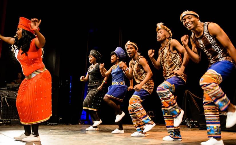 VOICES OF AFRICA (AFRIQUE DU SUD) @La Tour à Plomb