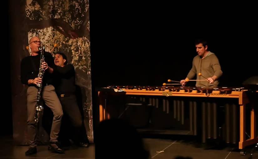 CONCERT – TAPAPEUR!? – Clap Duo et Cie du Simorgh @Mercelis