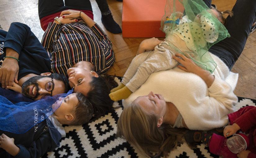 Kidzik – Atelier parent-bébé @LaMaisonquiChante
