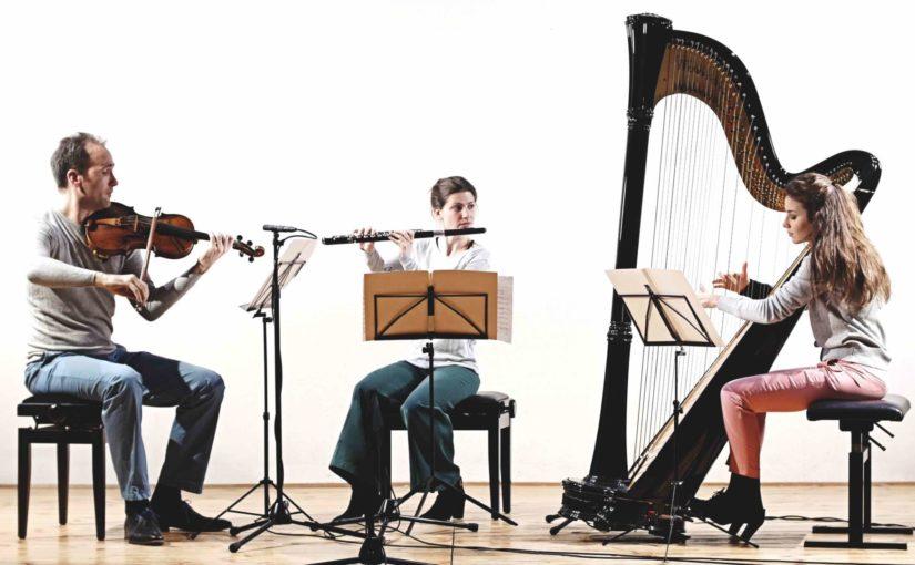 Matin découverte – Trio BECEL – Le laboratoire de Franz (8+) @Charlier