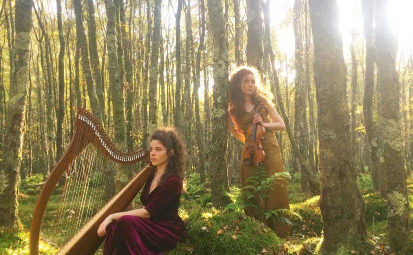 CONCERT – JenliSisters – Dans la forêt enchantée (3+)