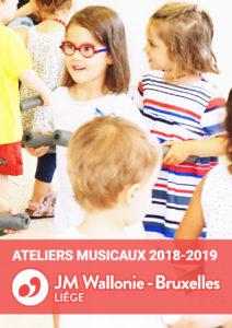 Page de Garde Brochure 2018 - 2019