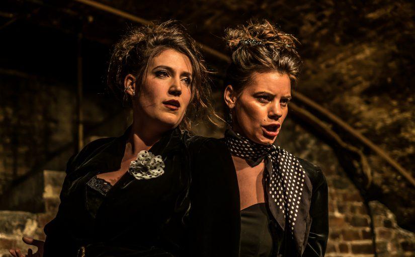 Sisters in Crime au Foyer Culturel de Sprimont