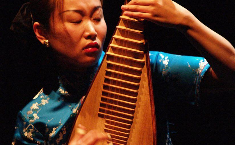 Liu Fang (Chine) à la Salle Philharmonique de Liège