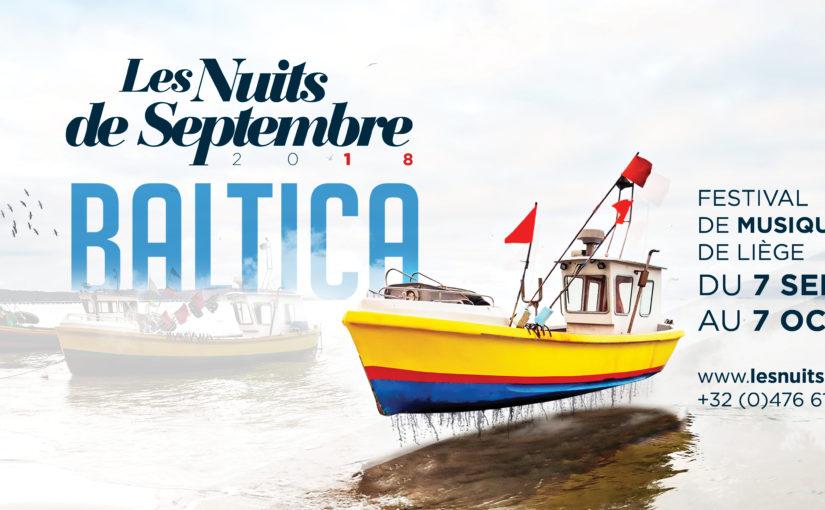 Les Nuits de Septembre – Baltica