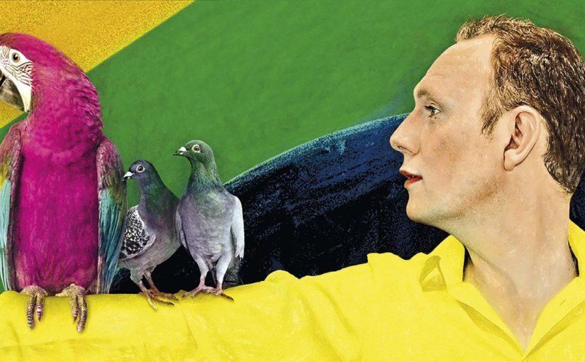 Greg Houben – Un belge à Rio
