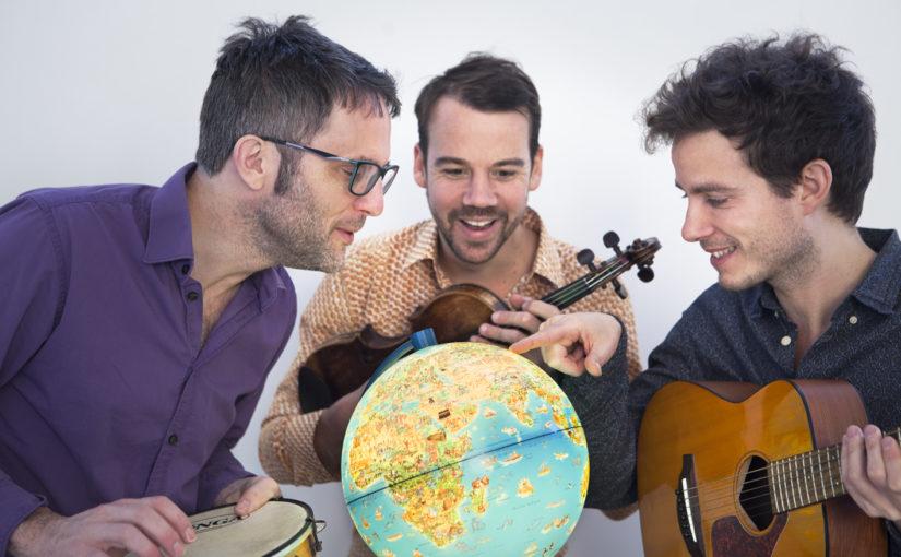 LeBaYa Trio – Tour du monde en chansons