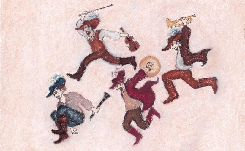 L'Orchestre à la portée des enfants – Les trois mousquetaires