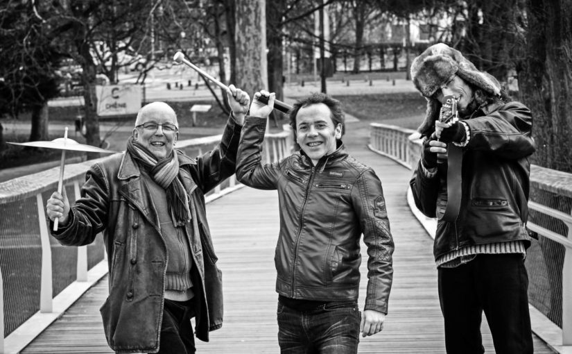 Soirée  « Collectif du lion » :  Amis Terriens et Silverrat Band