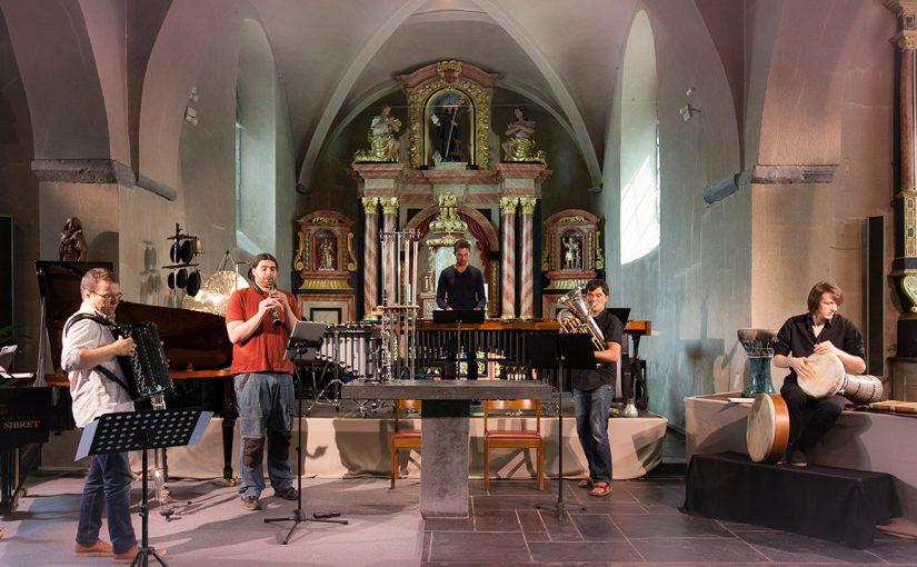 Concert classique de fin d'année à Tintigny : Ensemble Michel Lambert