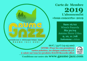 GaumeJazz2019CarteMembre