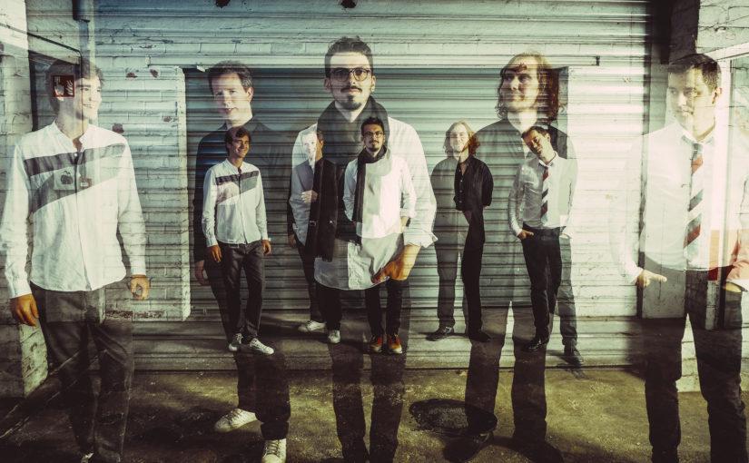 Gaume Jazz de Printemps – Ma 30 avril 2019 – 20h30 – Rossignol: Antoine PIERRE Urbex Quintet