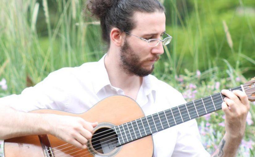 Concert de guitare solo – Ludovic Monnier