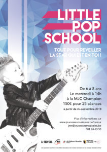 Little pop school
