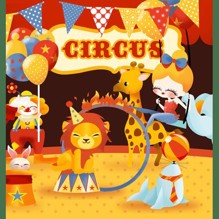 Stage d'août : Cirque