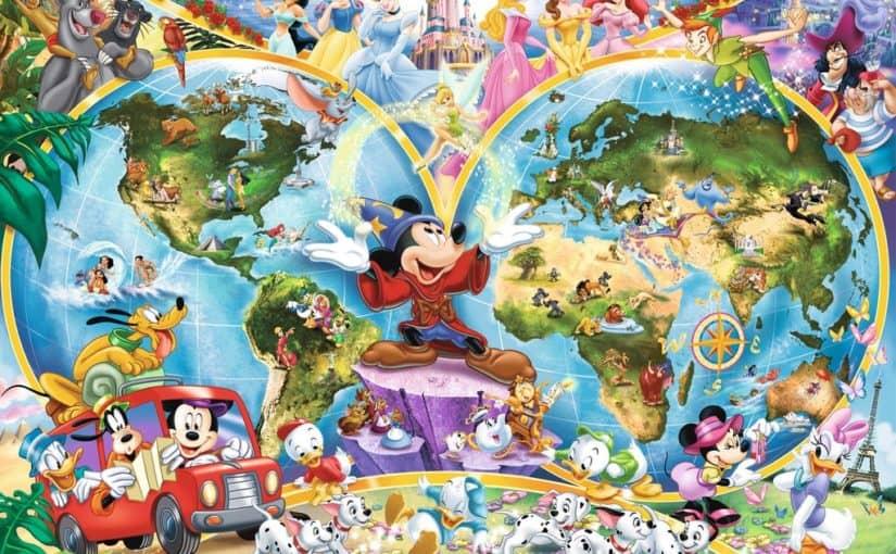 Stage d'automne : L'univers de Disney