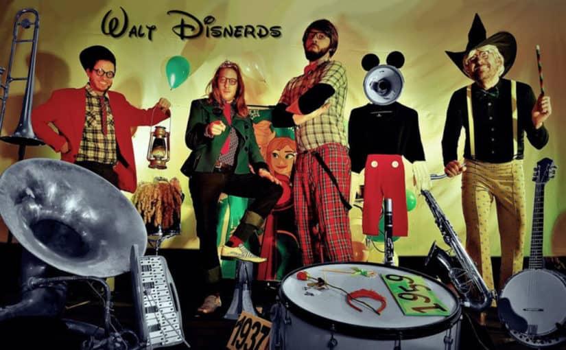 Walt disNerds pour le Wapi Kids Festival de Beloeil