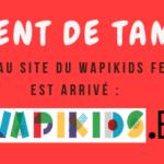 Le nouveau site du WapiKids Festival est en ligne !