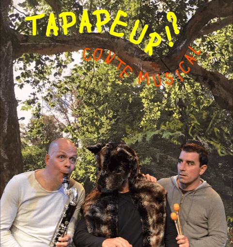 """""""Tapapeur !?"""" au Wapi Kids Festival du Pays des Collines"""