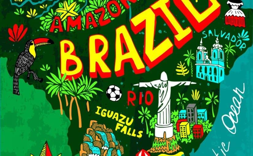 """Stage d'Automne """"Brésil"""""""