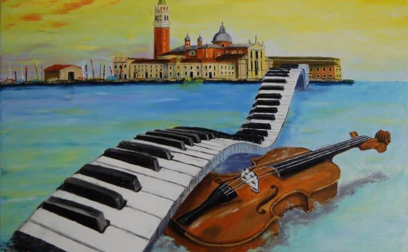 """Stage d'août : """"Voyage en musique""""  Exemplaire  Exemplaire"""