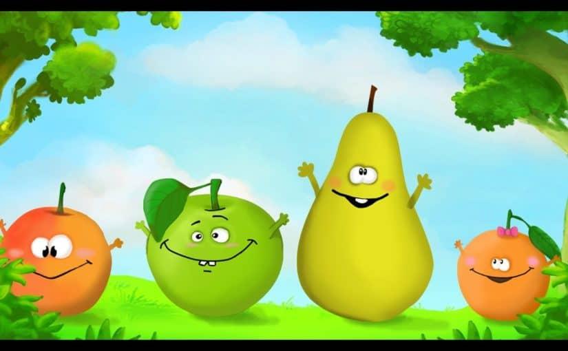 """Stage de juillet : """"Pomme, Poire, Pêche,…"""""""