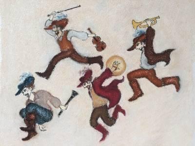 """L'Orchestre à la Portée des Enfants – """"Les Trois Mousquetaires"""""""