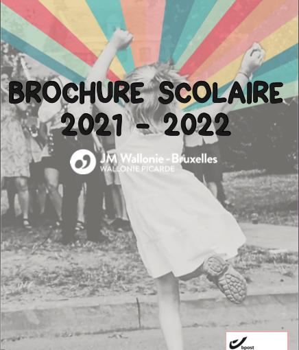 Brochure Scolaire 2021-2022